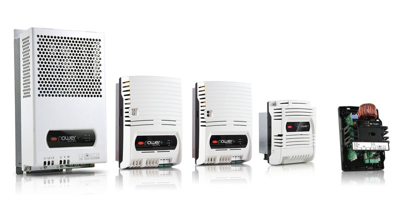 Speed controllers and inverters