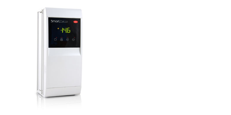 SmartCella, temperature control box for cold rooms
